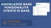 Leggi la news : Utilizzo Knowledge Base - Video Tutorial